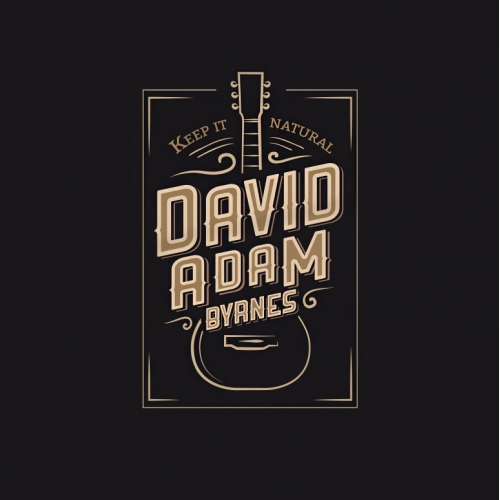country music band logo design