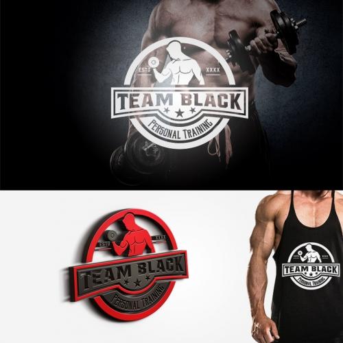 Vintage Gym Logos