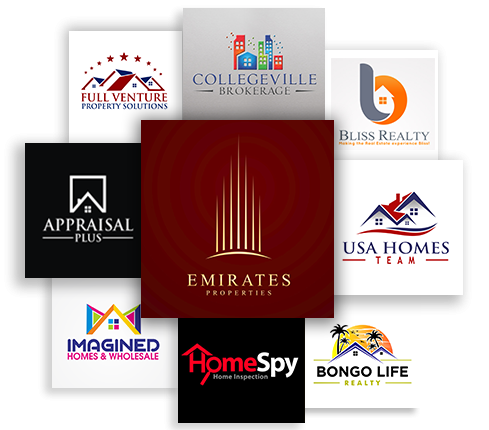 Real Estate & Mortgage Logos