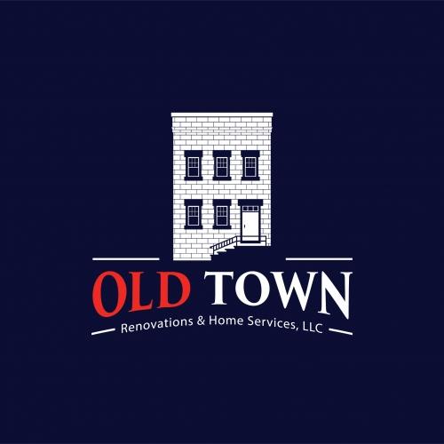 Renovation services logos