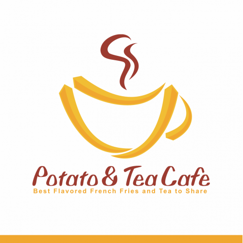 Tea Cafe Logo