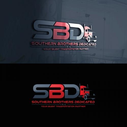 Hauling Business Logos