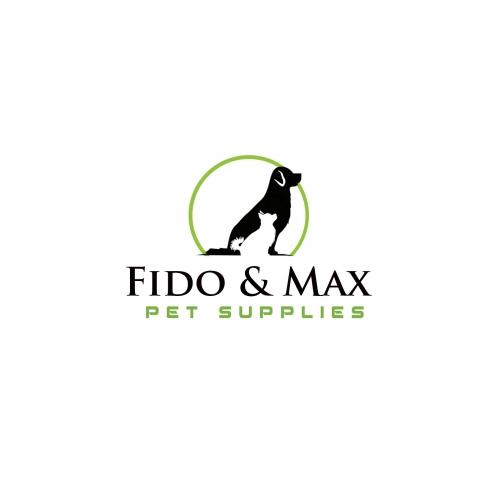 Pet supplier logo San Francisco