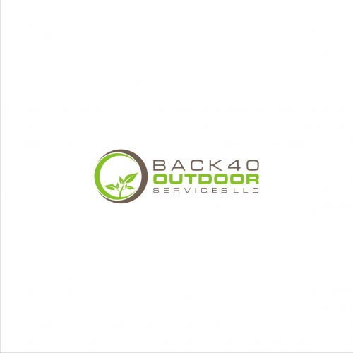 Outdoor Landscaping Logos