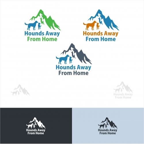 Outdoor Hiking Logos