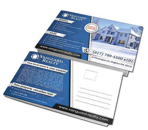 Realtor Postcard Design
