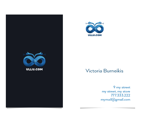 Logo business card buy custom business card logos online residential logo business card designs reheart Gallery