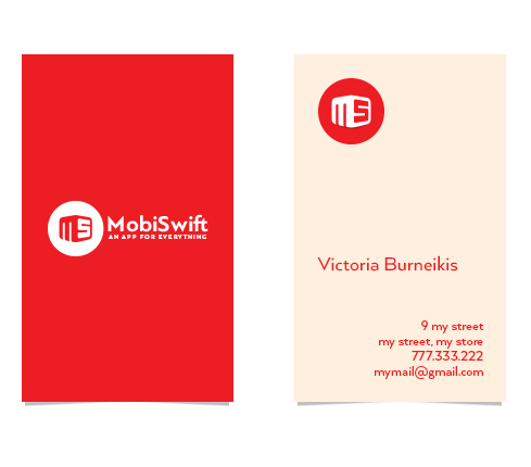 Tech Logo & Business Cards