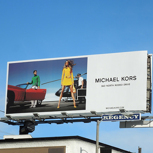 Fashion Billboard