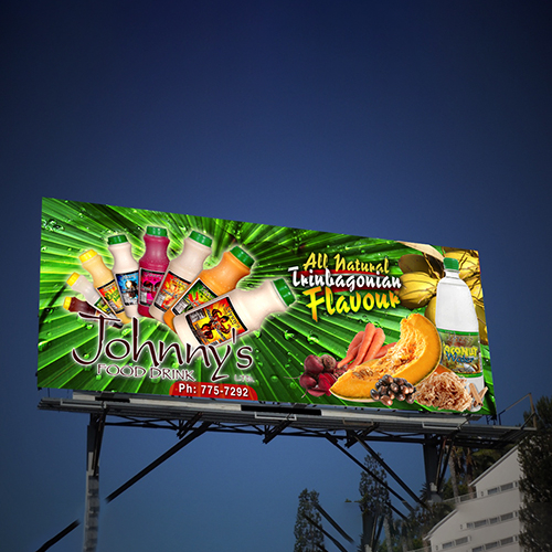 Food & Drink Billboard