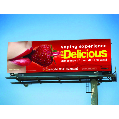 Food Billboard design