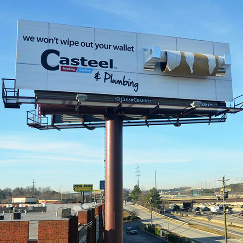 Home Improvement Billboard Design