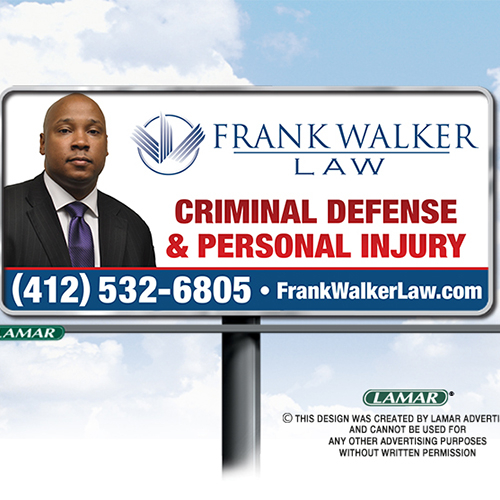 Law Billboard Design