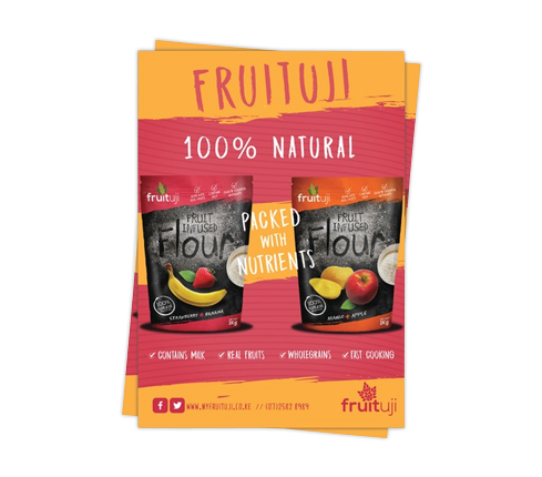 Food Design Poster
