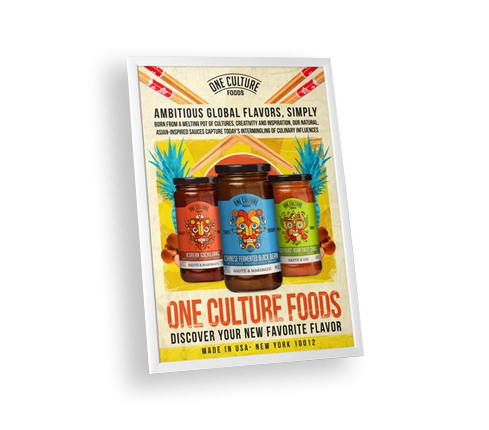 Food Poster Design Ideas