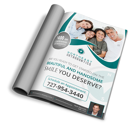 Medical Advertisement Design