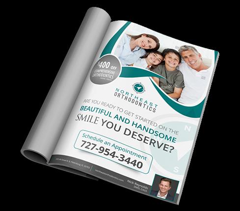 Medical Advertisement Design