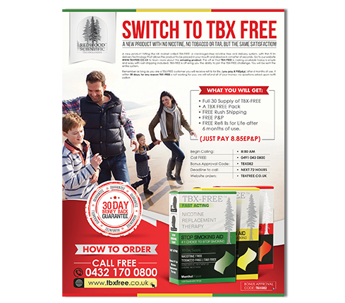 Product Advertisement Design