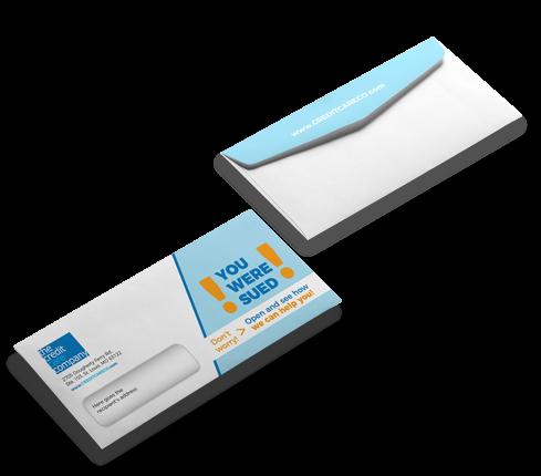 Company Envelope Design