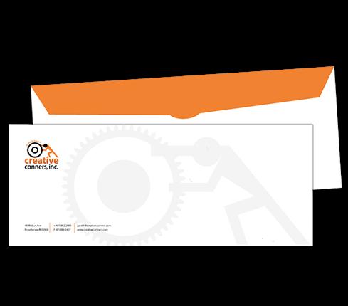 Companies Envelope Graphic Design