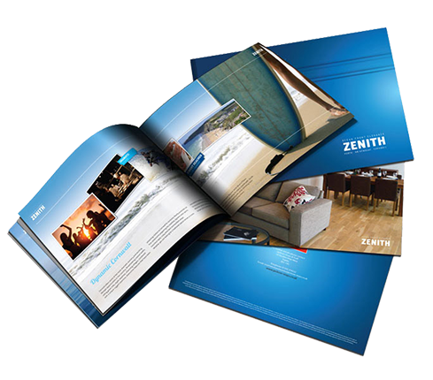 Zenith Catalog template