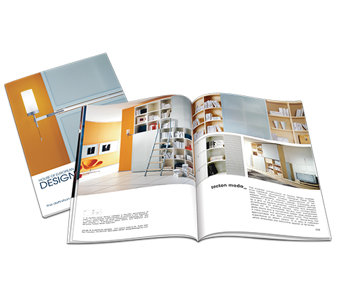 Catalog Template Design