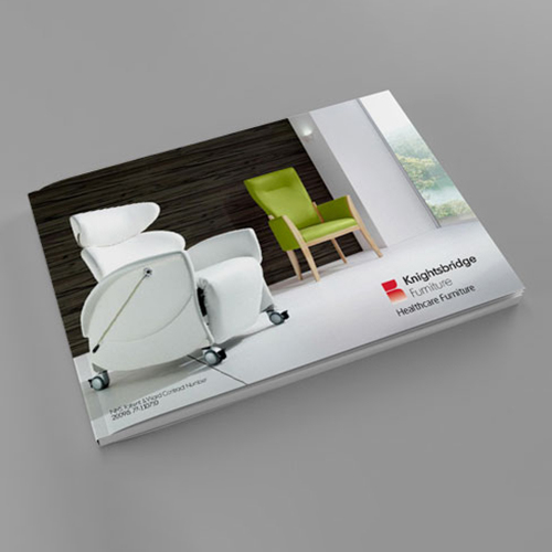 Home Catalog Design