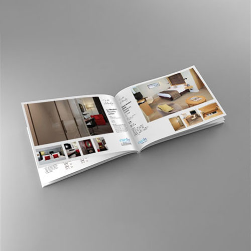 Hotel Catalog Template