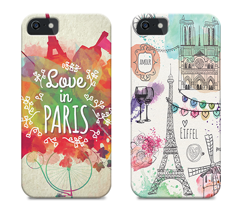 Travel Mobile Case Design