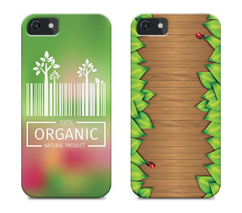 Organic Mobile Case Design