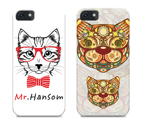Animal Phone Case Design
