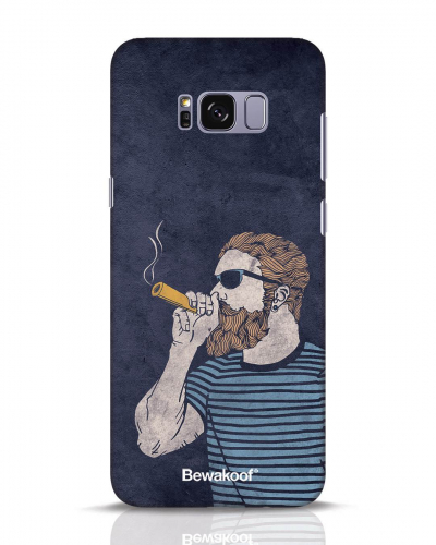 Weed Mobile Cover Design