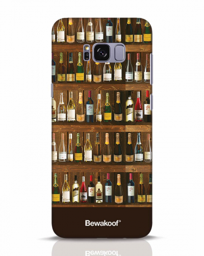 Bar Mobile Cover Design