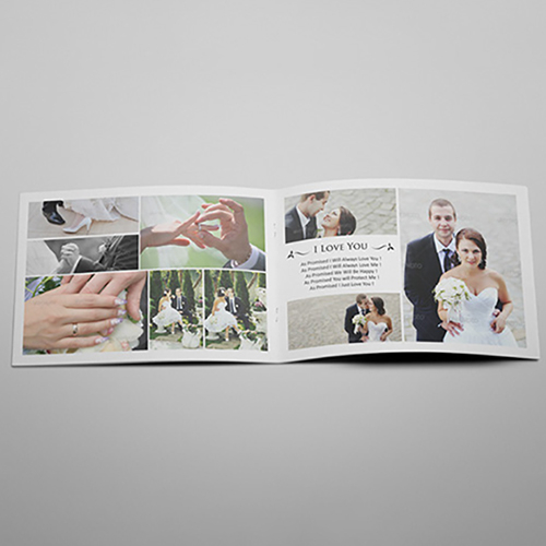Wedding Catalog Template