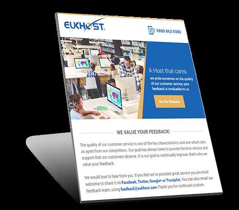 Eukost Email Design