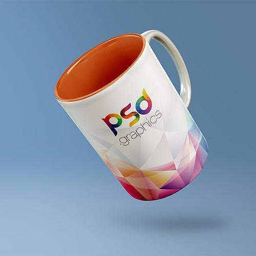 Mug Design Template