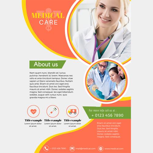 Medical Email Template Design