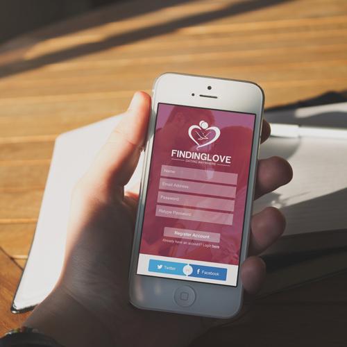 Wedding Mobile App Design