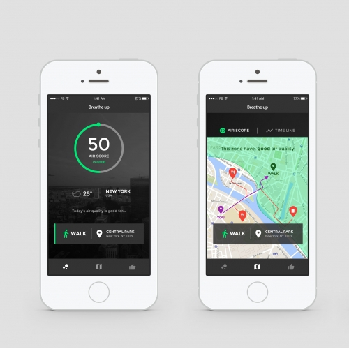 Best Mobile App Design Template