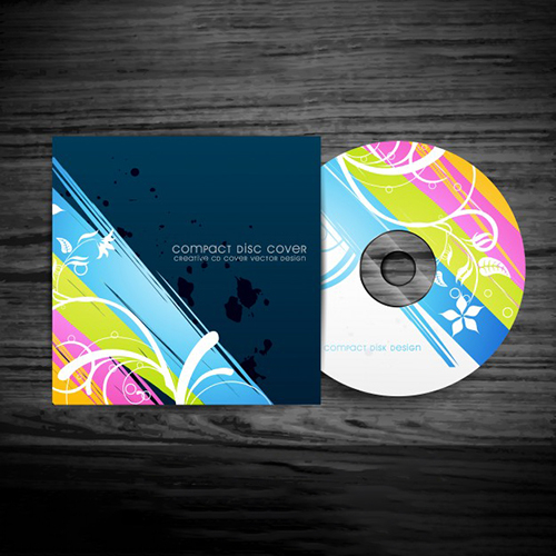 CD Cover Design Ideas