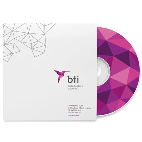 Custom CD Cover Design
