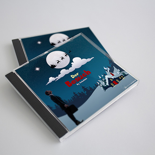 How to Design a CD Cover
