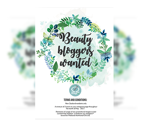 Beauty Blog Design