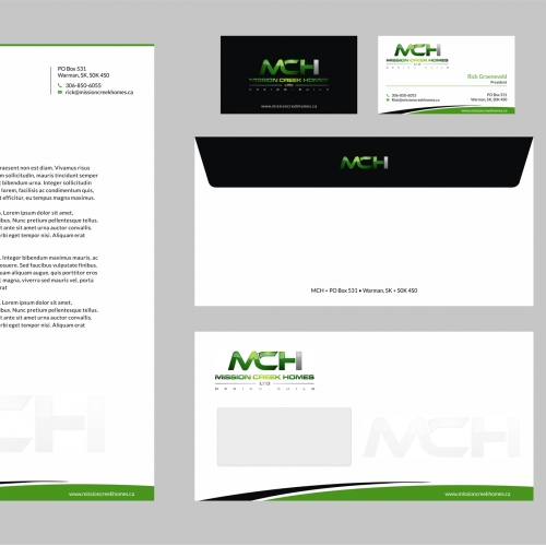 Custom Stationery Designs