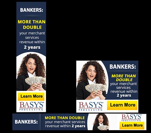 Banker Banner Ad Design