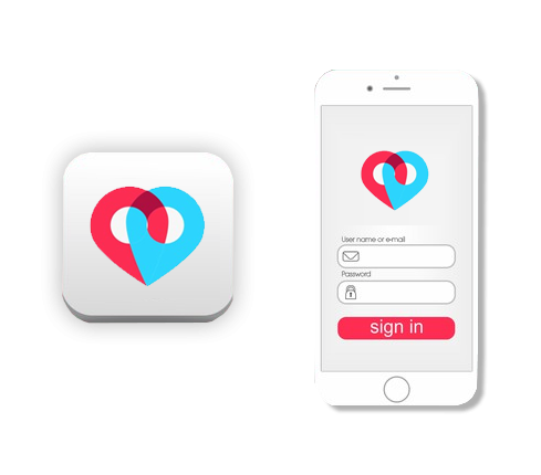 Wedding App Icon Design