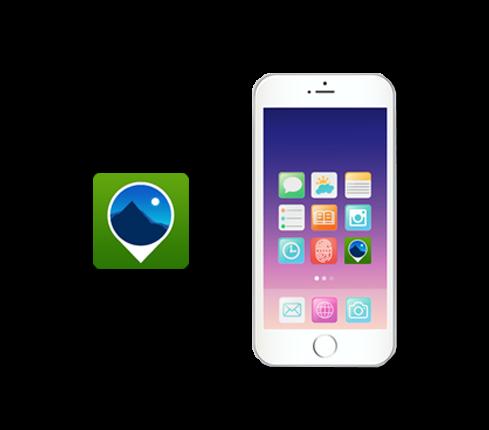Tech App Icon Design