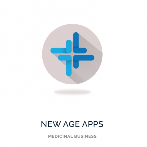 Medical App Icon or Button Design