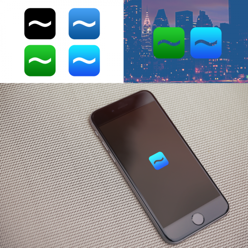 Business App Icon Design