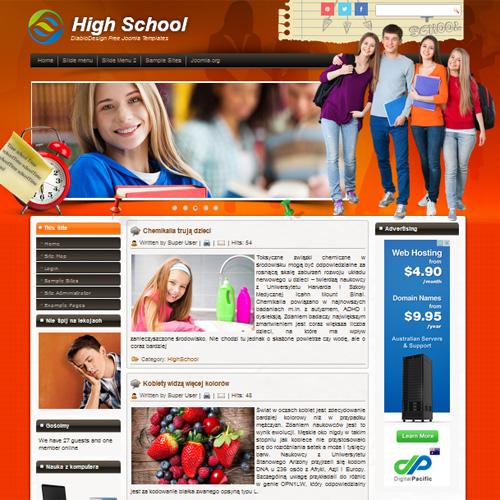 Education Newsletter Design